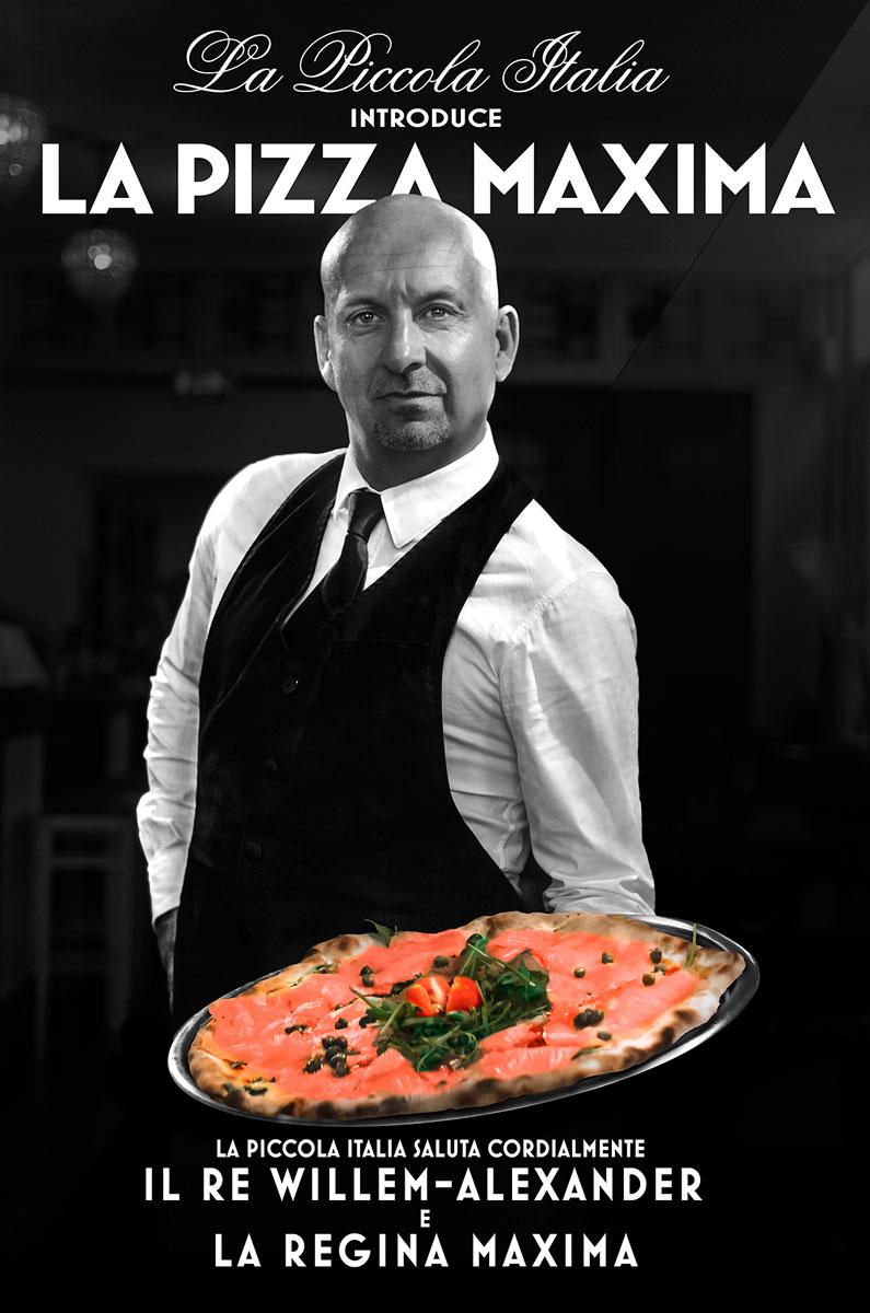 Poster Pizza Maxima